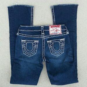 True Religion Gina Super T jeans size 26